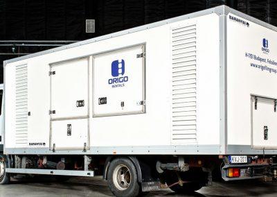 genie truckbase