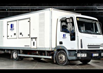 genie truckblight